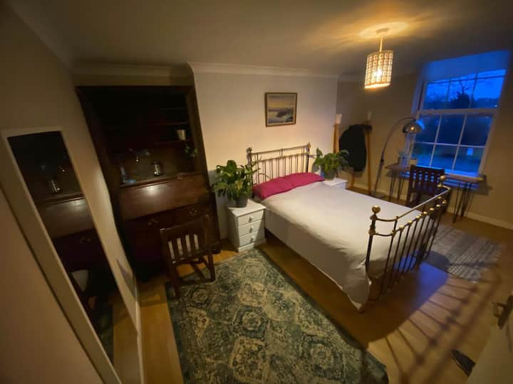 Double room in Rathmines walking to city center