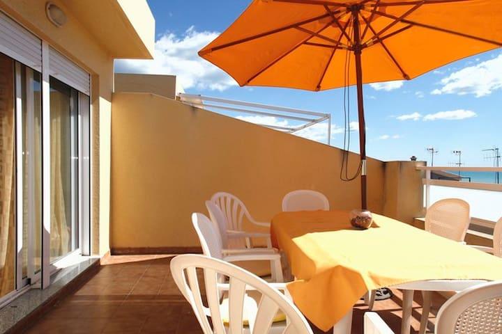 Alquiler vacacional en playa de Xilxes (Castellón) - Xilxes - Apartment