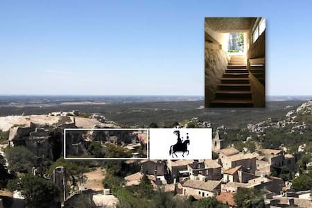 Unusual stay in  Baux de Provence  - Les Baux-de-Provence - 住宿加早餐