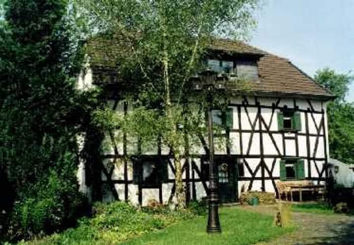 Holiday at Historic House Unkelbach