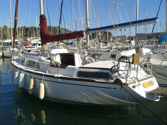 Chill boat in Barcelona - Barcelona - Boat