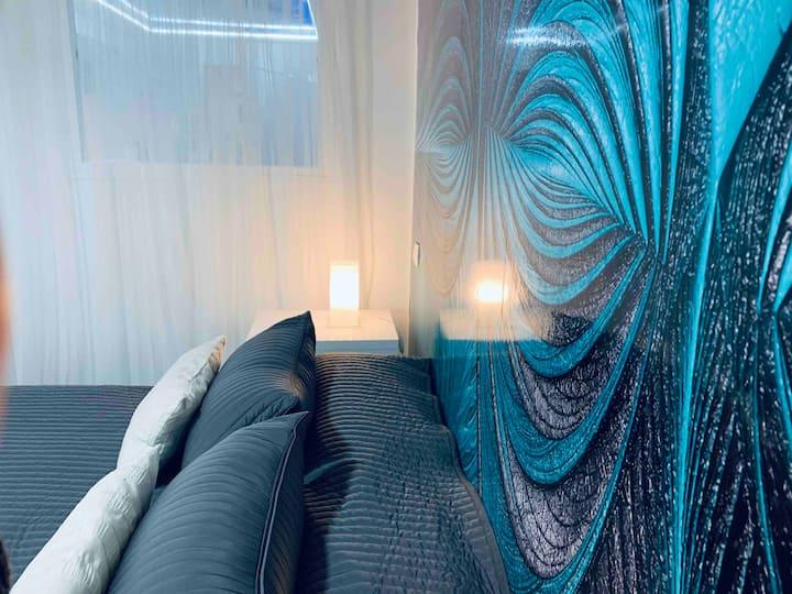 Apartamento bonito 3, con WiFi playa Las Canteras