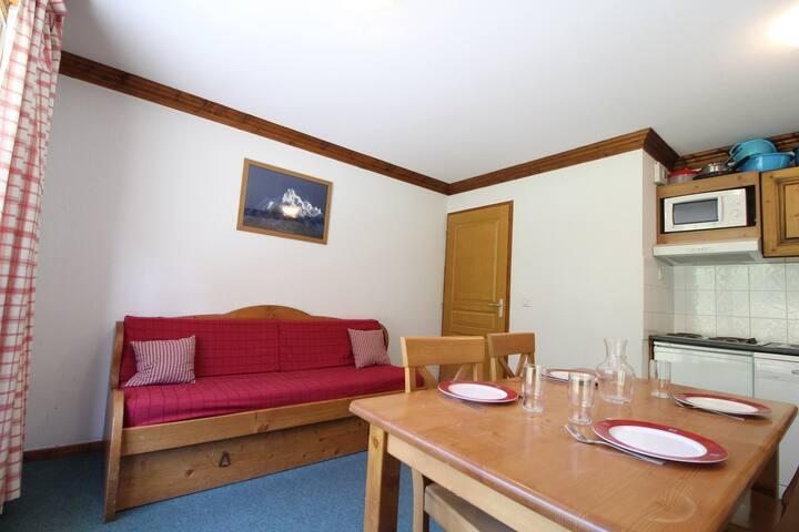VALE22 Apartement for 4 persons - résidence with swimming pool