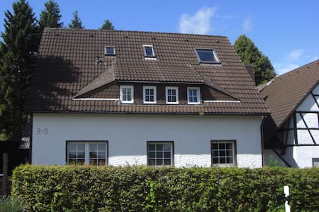 Cosy Apartment in beautiful nature - Hellenthal - 住宿加早餐