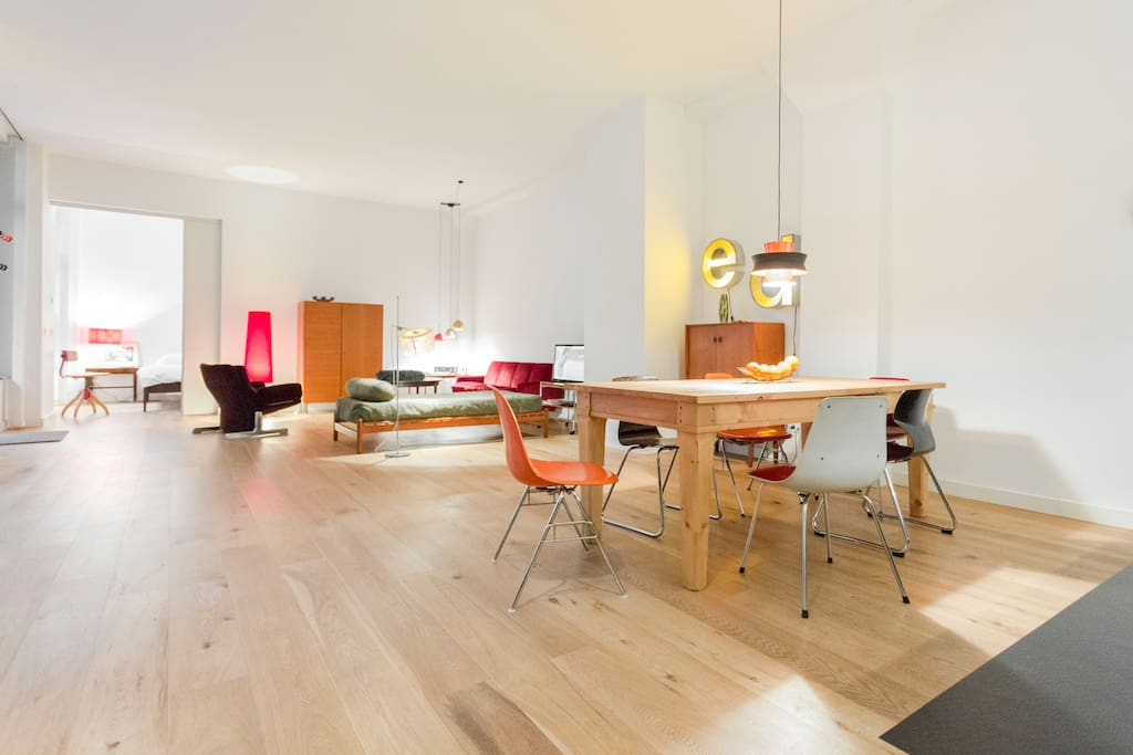 Stylish  Loft in Prenzlauer Berg