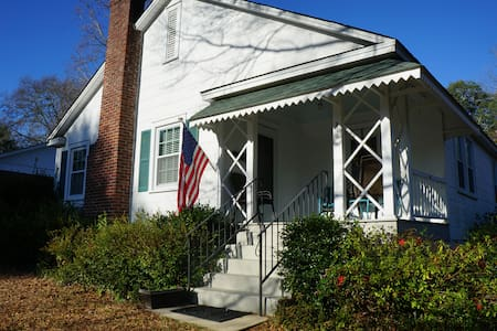 Cozy Carolina Cottage minutes from Downtown - Columbia - Huis