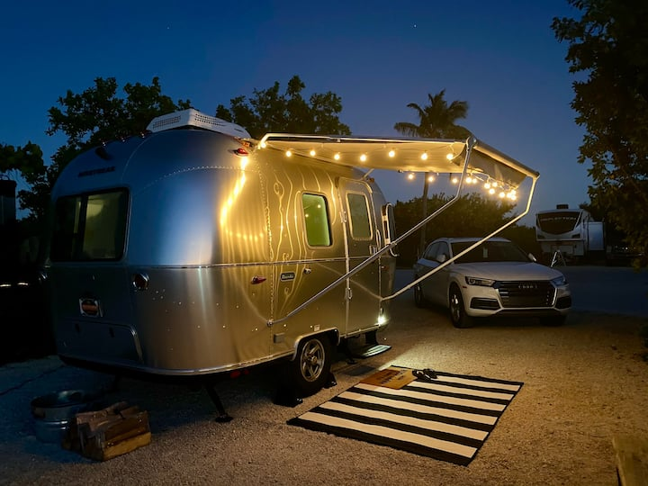 16' Airstream: You book the campground we deliver!