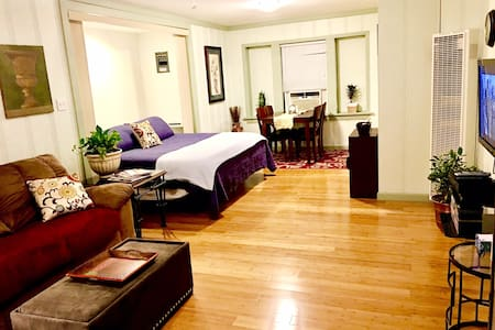 Private suite near TCU and Cowboy Stadium - Fort Worth - Gæstehus