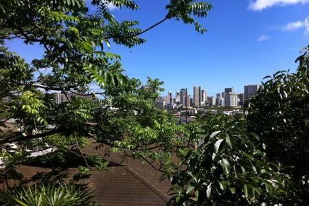 Charming Hawaii Home- Private Room - Honolulu - House