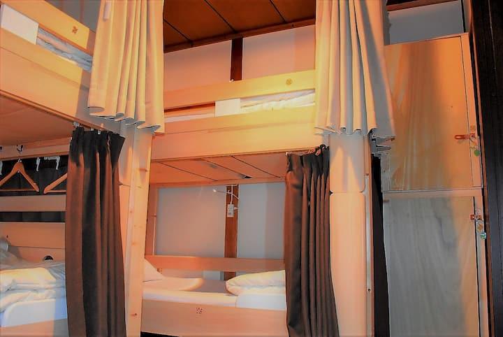 【相部屋】ドミトリー男女ご利用可能。 Dormitory/Shared room...