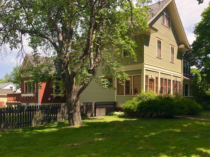 Beautifully Restored on Quiet Tree-Lined Eastside!