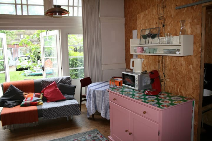Apartment in old School near Centre - Groningen - Departamento