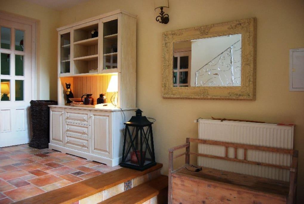 Lobby - Farmhouse bed & breakfast Weiss - Slovenia