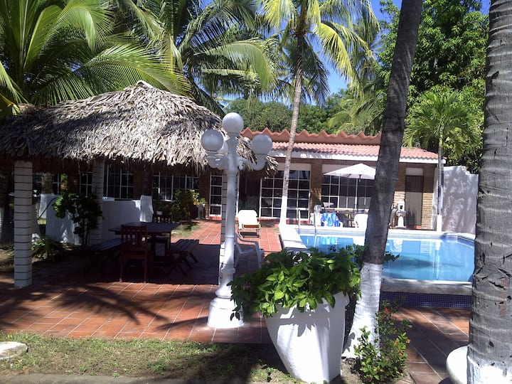 Alandalus beach house