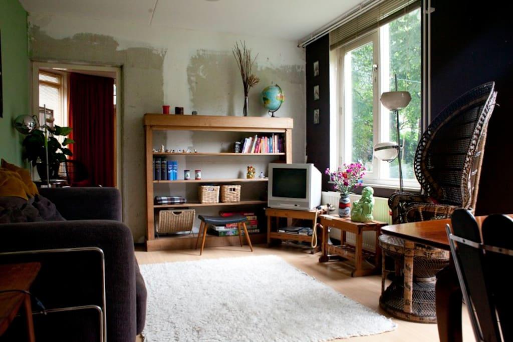 Living room current