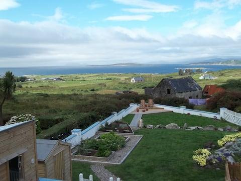 Solas Mor Tent Camping in Serene Eyeries Co Cork