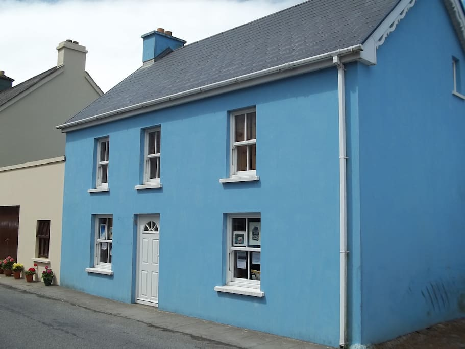 Located right on Main Street, Eyeries Village, County Cork, Ireland