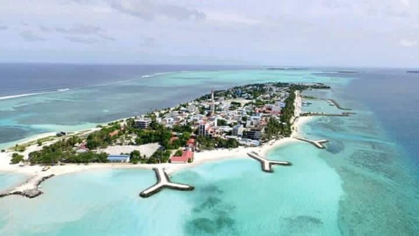 SALT BEACH HOTEL MAAFUSHI - Maafushi