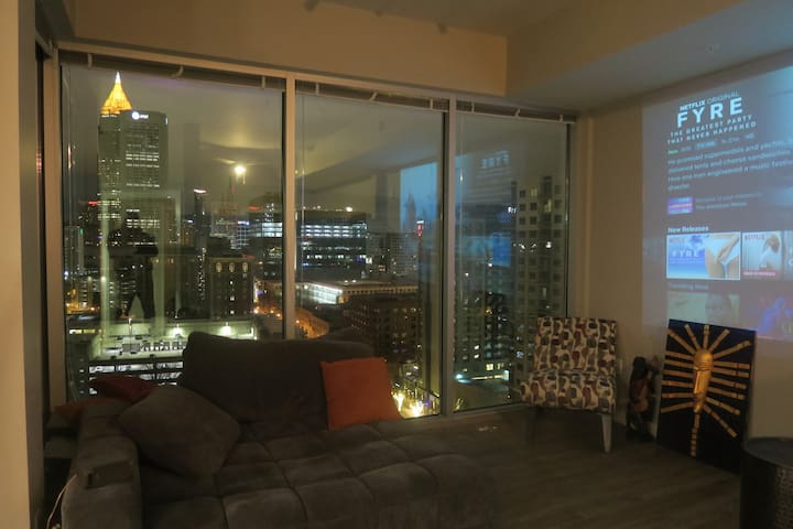 1Bd with Amazing View and Convenience