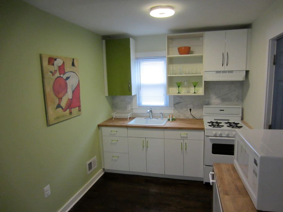 Judy Garland kitchen
