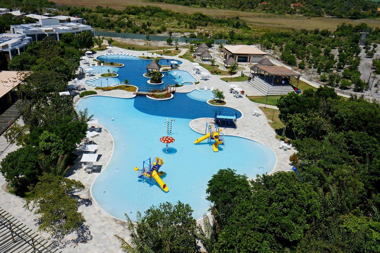 Acesso ao ILOA FAMILY CLUB, podendo utilizar de toda a estrutura do Resort ILOA.