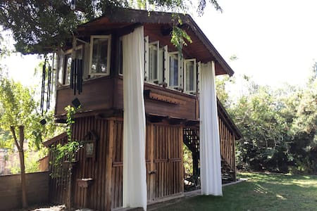 Old Fig Garden~Ultimate Glamping ReTREEtHOUSE.