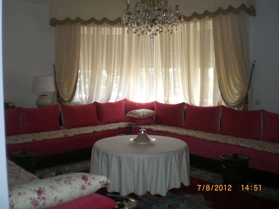 Sunny apartment in Tangier