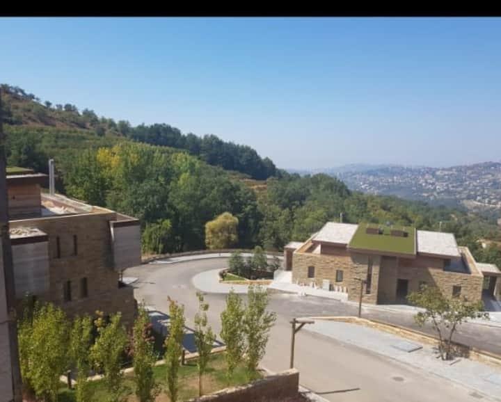 Enjoy Lebanese mountain