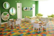 Sala de Brincadeiras para Crianças