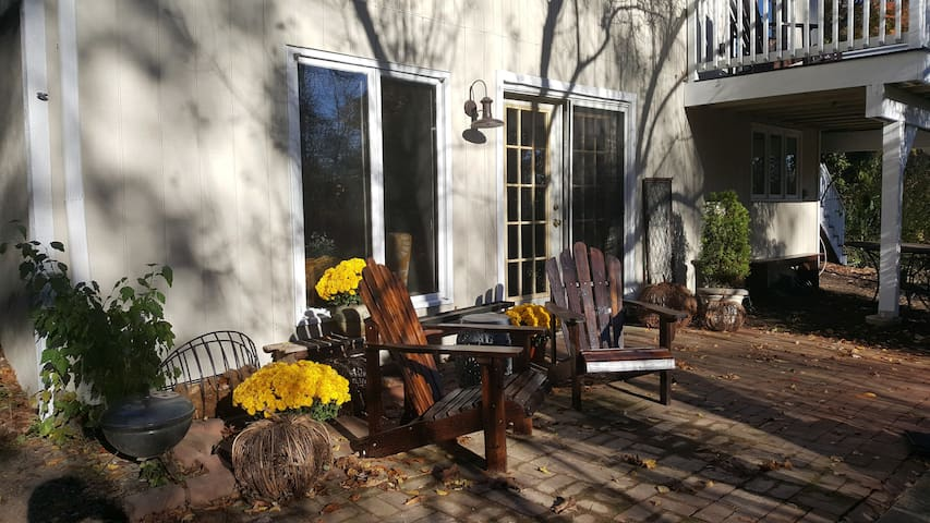 Cozy and complete apartment in Buckingham - Doylestown - Huis