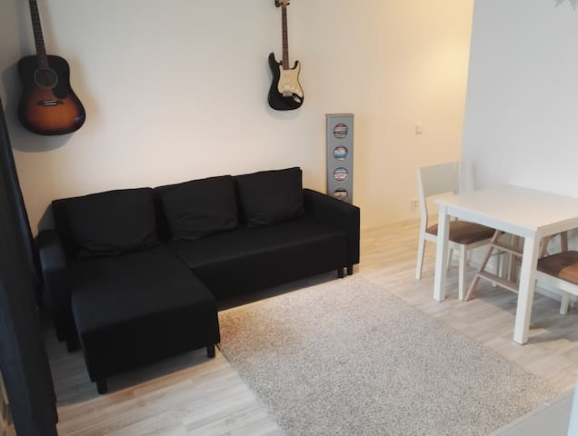 2 rooms in a brand new apartment - Tampere - Departamento
