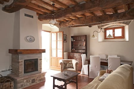 Chianti apartment with jacuzzi - San Casciano in Val di Pesa - Hus