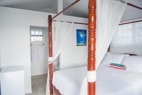 Secret Beach Orange Cabana @ Paradise on the Caye