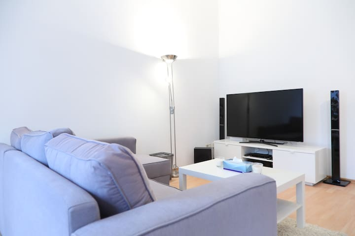 2 room apartement 10 min to center