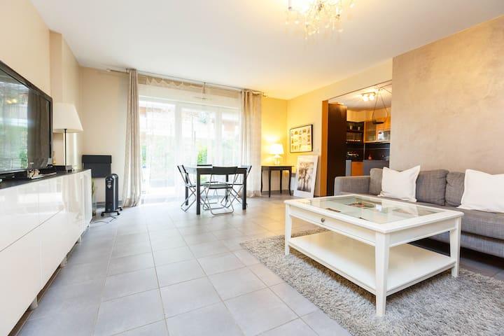 Your Cosy Family Flat Paris  - Saint-Denis - Apartment