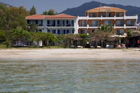 vassiliki nefeli on the beach!! - Apollonioi