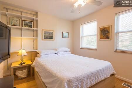 Old Town Alexandria Monet suite. - İskenderiye - Ev