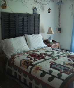 Signature Quilt Bed and Breakfast - Gilbertsville - Oda + Kahvaltı
