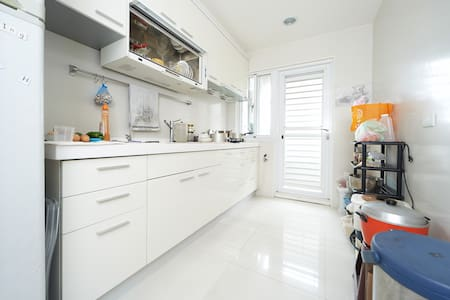 flat share room with private bath - Sanzhong District