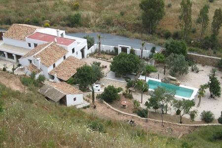 LOVELY ANDALUSIAN FARMHOUSE MALAGA - Малага - Дом