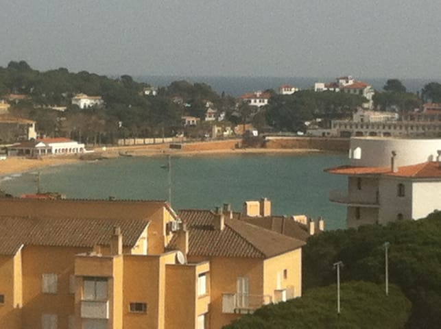nuevo, vistas al mar  playa a 5 min - S'Agaró - Appartement