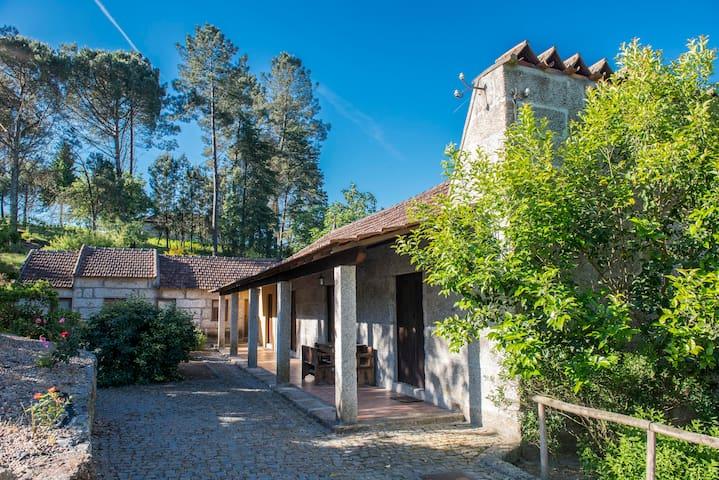 casa das camélias quinta de charme - Amarante - Rumah