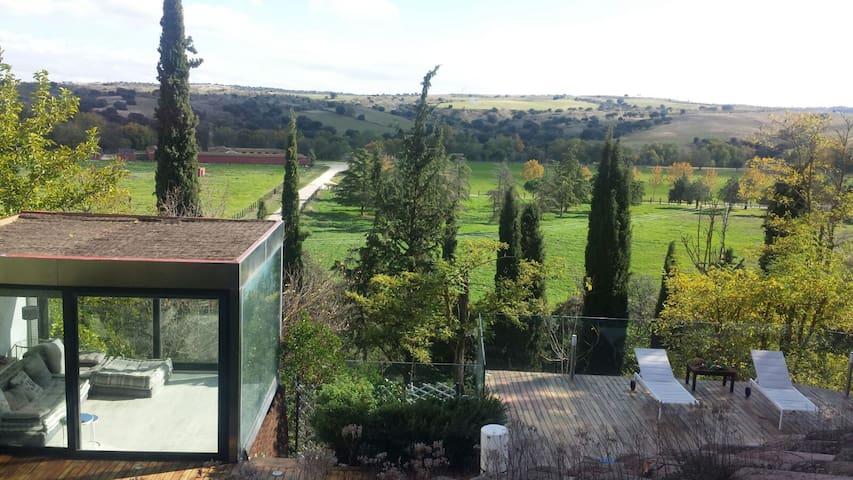 Casa a las afueras de maddrid .en el campo - Villafranca del Castillo - Townhouse