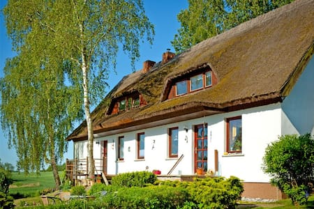 FeWo Vilmblick auf der Insel Rügen - Putbus