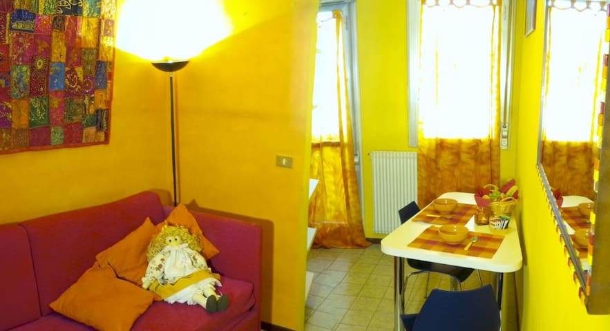 Colorful holiday in Trentino -Italy - Trento - Appartement