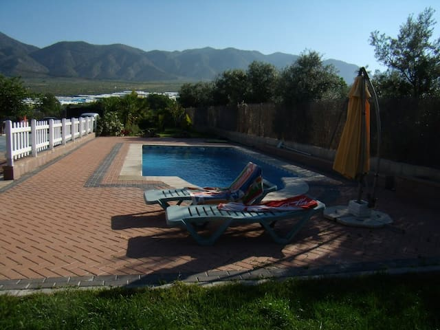 Cortijo Jeronimo with pool  - Cozvijar - Kulübe