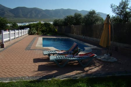 Cortijo Jeronimo with pool  - Cozvijar
