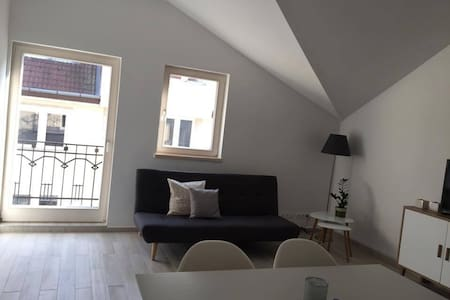 Gorgeous flat with views in Buda. - Budapest - Wohnung