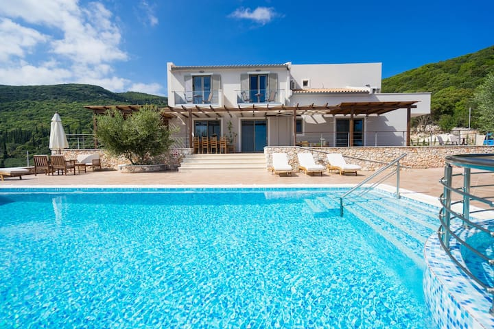 Luxury 5BR Villa in Zante by UniqueVillas