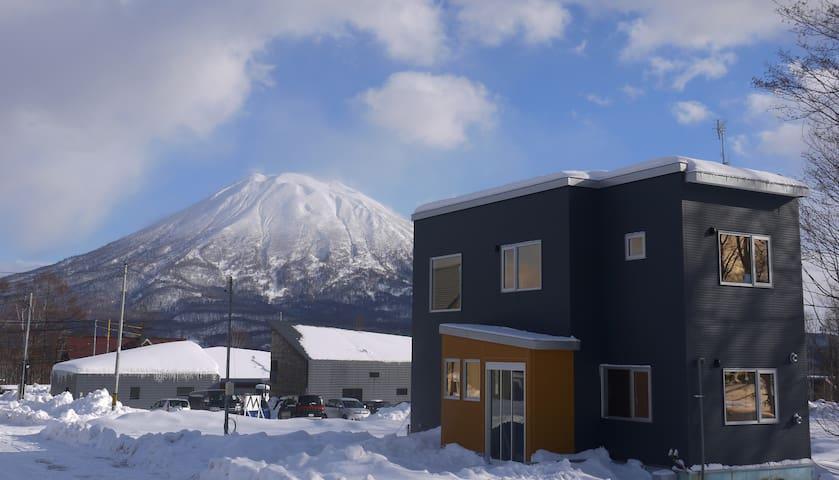 KASHINOYA: a newly-built B&B / private room C - Kutchan-chō - Bed & Breakfast
